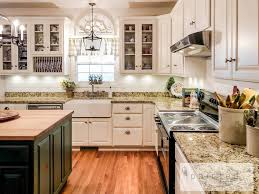farmhouse kitchen with oak cabinets how to paint cabinets best paint for kitchen cabinets