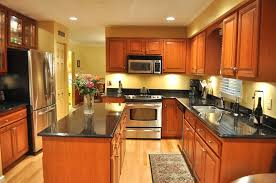 Refinishing Wood Cabinets Kitchen Kitchen Cabinet Refinishing Tips Modern Kitchen 2017