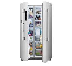 best 2016 black friday deals on side by side refrigerators frigidaire professional 22 6 cu ft counter depth side by side