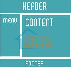 tutorial membuat web html sederhana membuat layout web sederhana dengan css sandi fadilah bahri