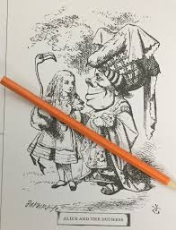 classic coloring alice wonderland coloring book review