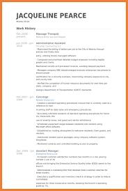 Massage Therapist Job Description Resume by Sample Resume For Massage Therapist Resume Builder Sample Resume