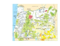 Oregon Blm Maps by File Federal Lands In Oregon Pdf Wikimedia Commons