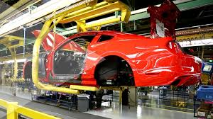 ford mustang assembly plant tour car factory 2015 ford mustang flat rock michigan
