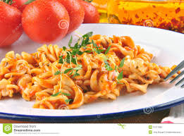 Homemade Pasta Salad by Homemade Pasta Salad Stock Photo Image 21277900