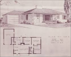 small retro house plans mid century modern house plans mid century modern ranch 1948