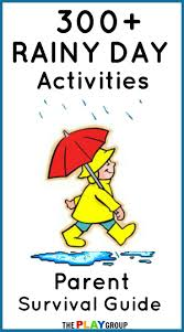 95 best rainy day ideas for little people images on pinterest