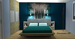 decoration d une chambre décoration d une chambre forêt scandinave décorescence