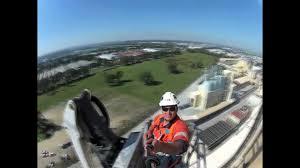 boom lift ace tower hire aerial man lift 60 metre 200 feet high