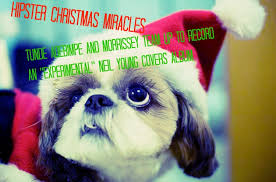 Christmas Miracle Meme - hipster christmas miracles the justin johnson show