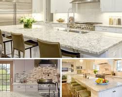 granite ideas for white kitchen cabinets 4 stunning white granite countertops for a kitchen that pops