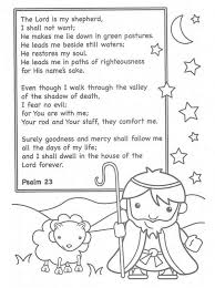 lovely the lord is my shepherd coloring page part 7 lord is my