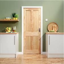 wickes doors internal glass wickes skipton internal softwood door clear pine 4 panel
