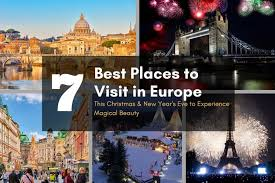 best places to visit in europe this new year s