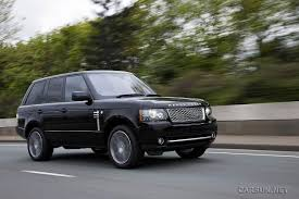 range rover car black range rover autobiography black 40th anniversary limited edition