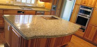 Granite Kitchen Countertops Pictures by Kitchen Countertops U2013 Crafted Countertops Wisconsin Granite
