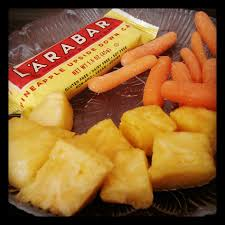 pineapple upside down cake larabar fresh pineapple baby carrots