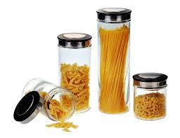 glass canister sets for kitchen glass kitchen canister sets riothorseroyale homes decorative