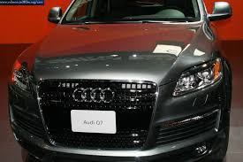 Audi Q7 2008 - audi q7 related images start 250 weili automotive network