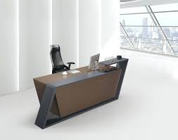 Reception Desk Black Black Reception Desk Bethebridge Co