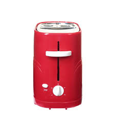 Bella Toaster Reviews Bella Linea 4 Slice Red And Chrome Toaster Bla14087 The Home Depot