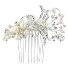 pearl hair comb vera pearl hair comb the pearl company
