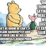 Pooh Meme - winnie the pooh and piglet meme generator imgflip