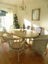 enthused monkey shabby chic dining room makeover