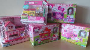 5 kitty girls toy vellutata christmas bakery