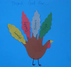 religious thanksgiving craft for