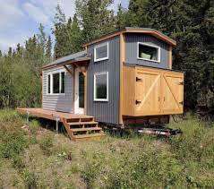 tiny portable home plans minirailer homesiny on wheels plansumbleweed house for sale by