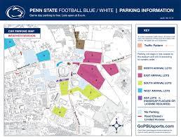 rutgers football parking map beaver stadium parking map my