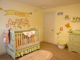 Yellow Baby Room by Super Cute Nursery Design Ideas Kids And Baby Design Ideas