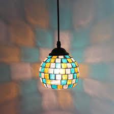 Western Pendant Lighting New Glass Continental Retro Cafe Bar Entrance Ls Club Pendant
