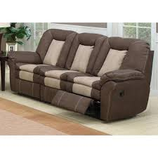 carson dual reclining sofa free shipping today overstock com
