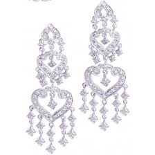 chandelier diamonds shop chandelier earrings id jewelry jewelry in diamond