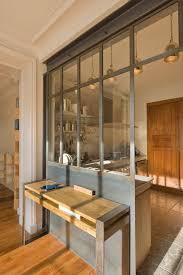 cloison pour cuisine verriere pour cuisine cuisine avec cloison vitre with verriere pour