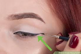 how to create glossy eyelids 10 steps with pictures wikihow
