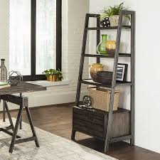 shop scott living burnished cognac weathered gunmetal metal 3