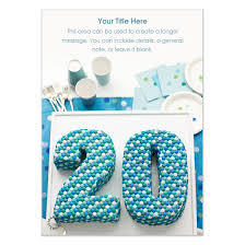 20th birthday cake invitations cards on pingg