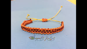 bracelet made with thread images How to make rakhi bracelet with jute thread at home rakhi jpg