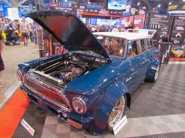 rambler car sema seen 1963 amc rambler american 440 station wagon