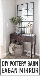 Mirrored Bedroom Furniture Pottery Barn It U0027s A Grandville Life Diy Pottery Barn Eagan Mirror