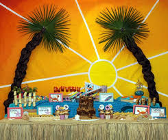 Summer Party Decorations 160 Best Fiesta Verano Summer Party Images On Pinterest