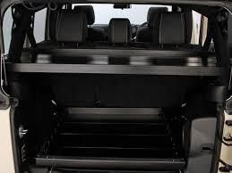 4 Door Jeep Interior Jeep Wrangler Jku 4 Door Cargo Storage Interior Rack By Front Runner