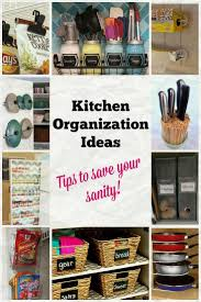 kitchen organization ideas to save your sanity page 2 of 2