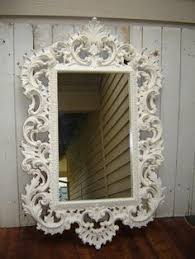 french style mirror shabby chic mirror vintage mirror wall