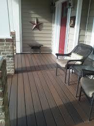 cozy concrete front porch design for your home exterior using