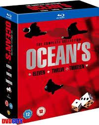 oceans eleven oceans twelve oceans thirteen dvdcity dk