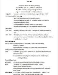 usa resume template usa resume tips job resume format usa jobs